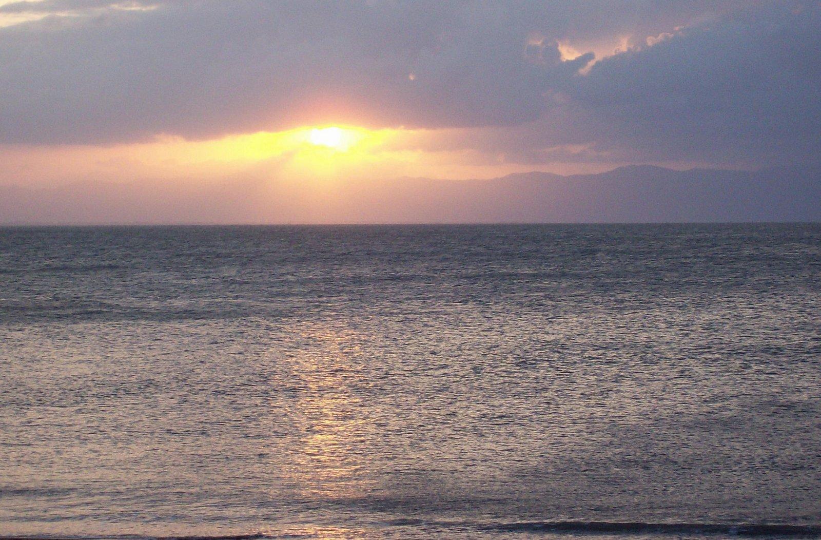 Sonnenuntergang am North Point von Magnetic Island - Queensland