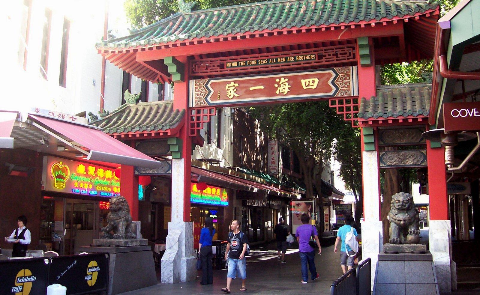 Chinatown Sydney