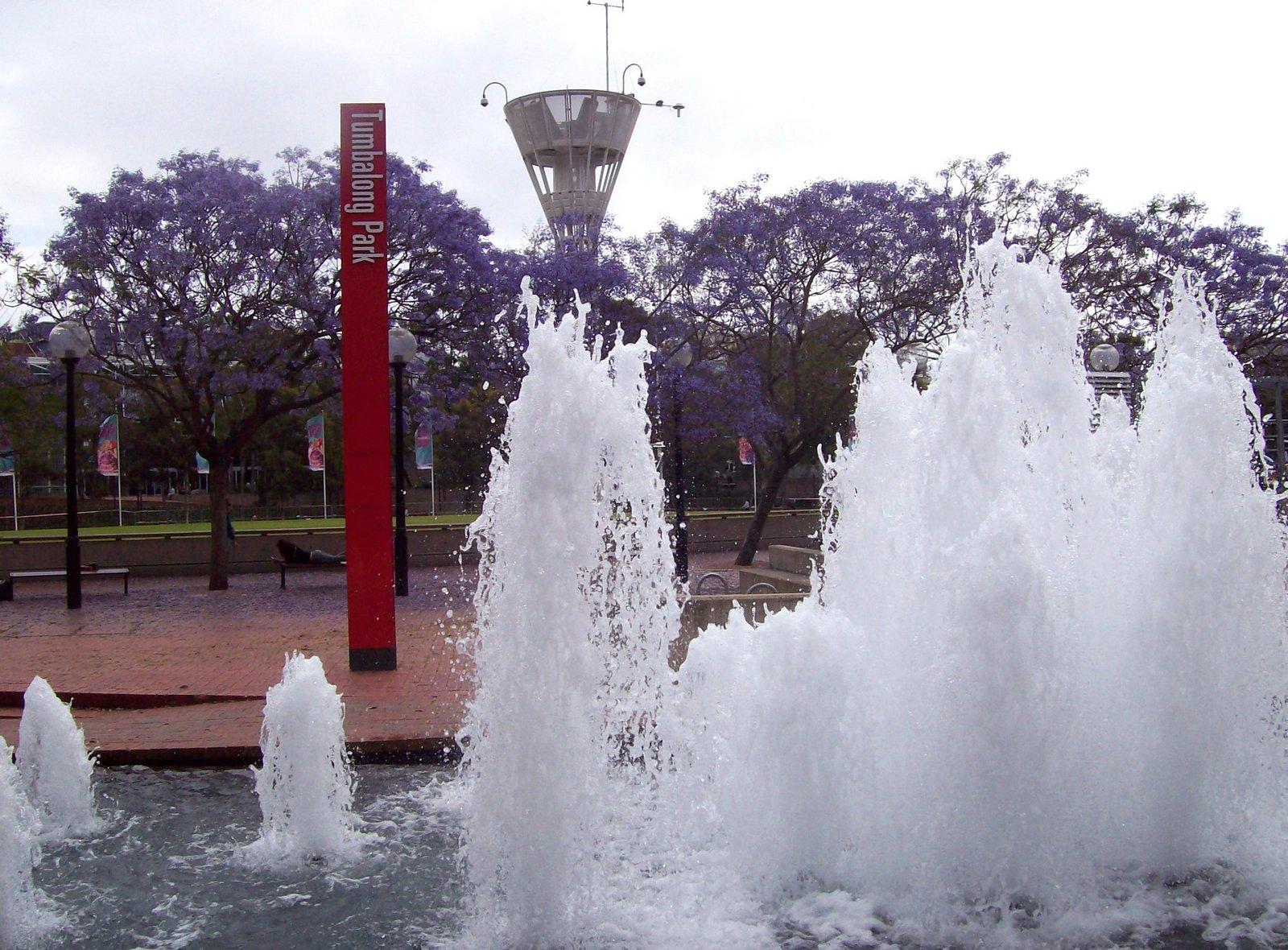 Tumbalong Park Sydney