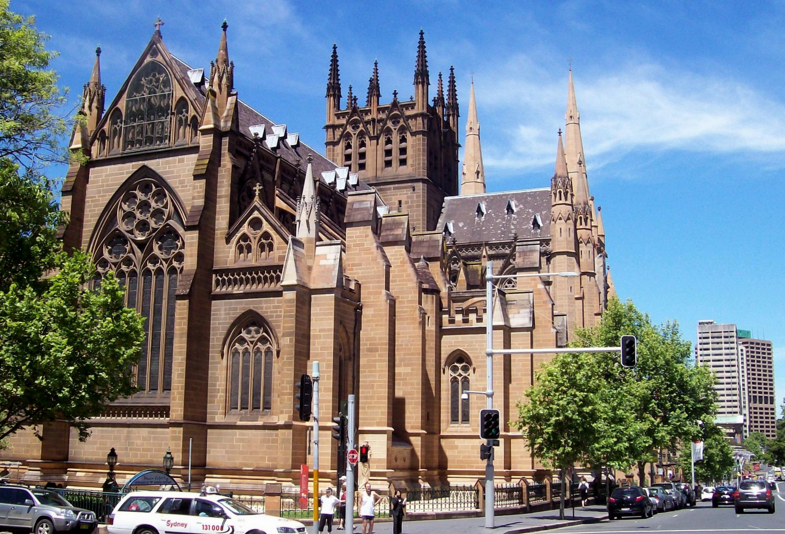 St. Marys Cathedral Sydney