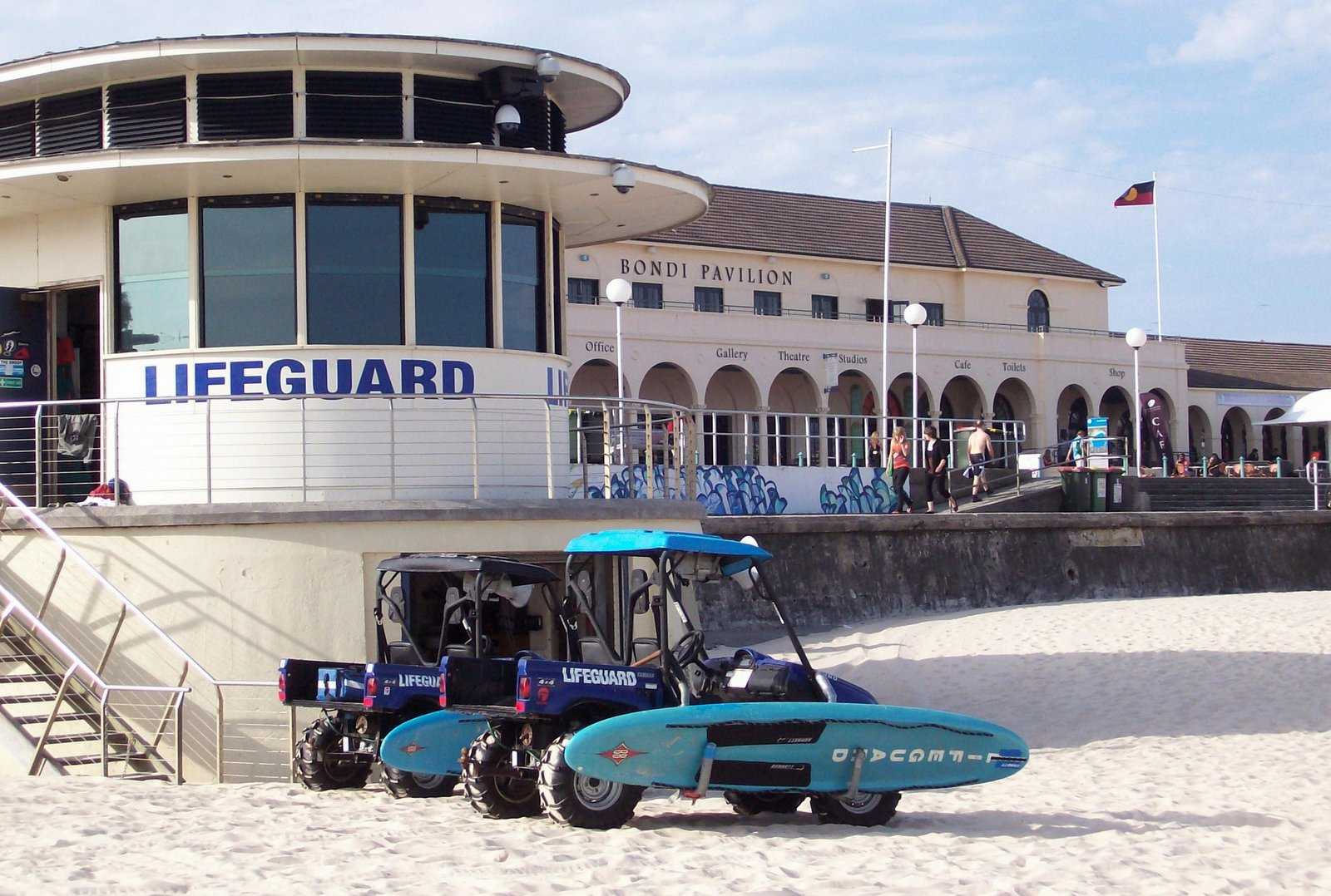 Life Guard Bondi Beach