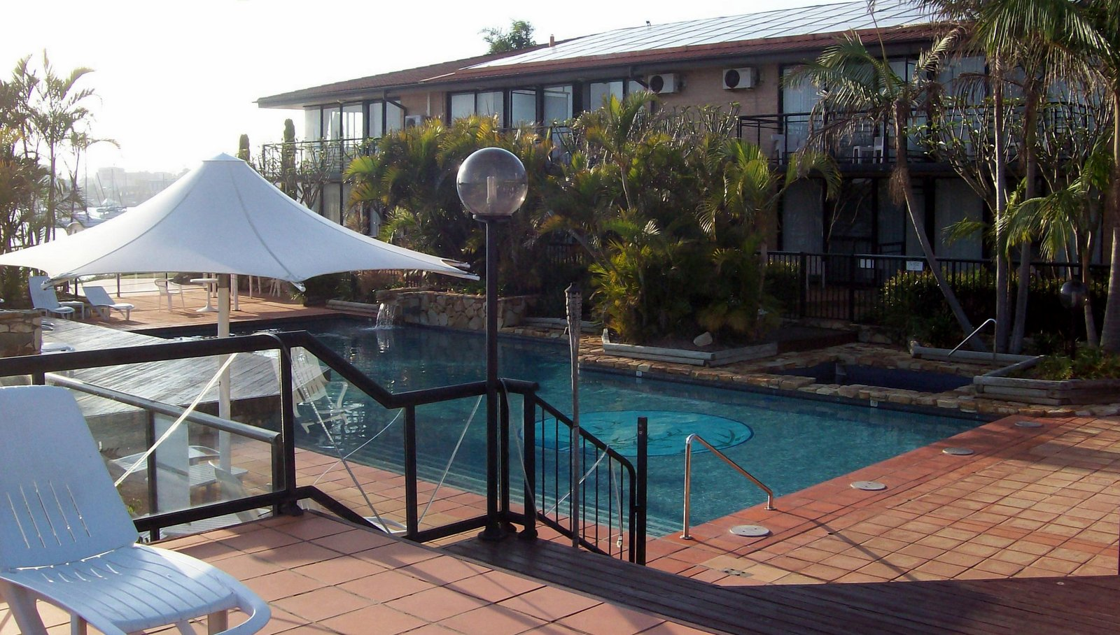 Hotel Quality Resort Sails in Port Macquarie