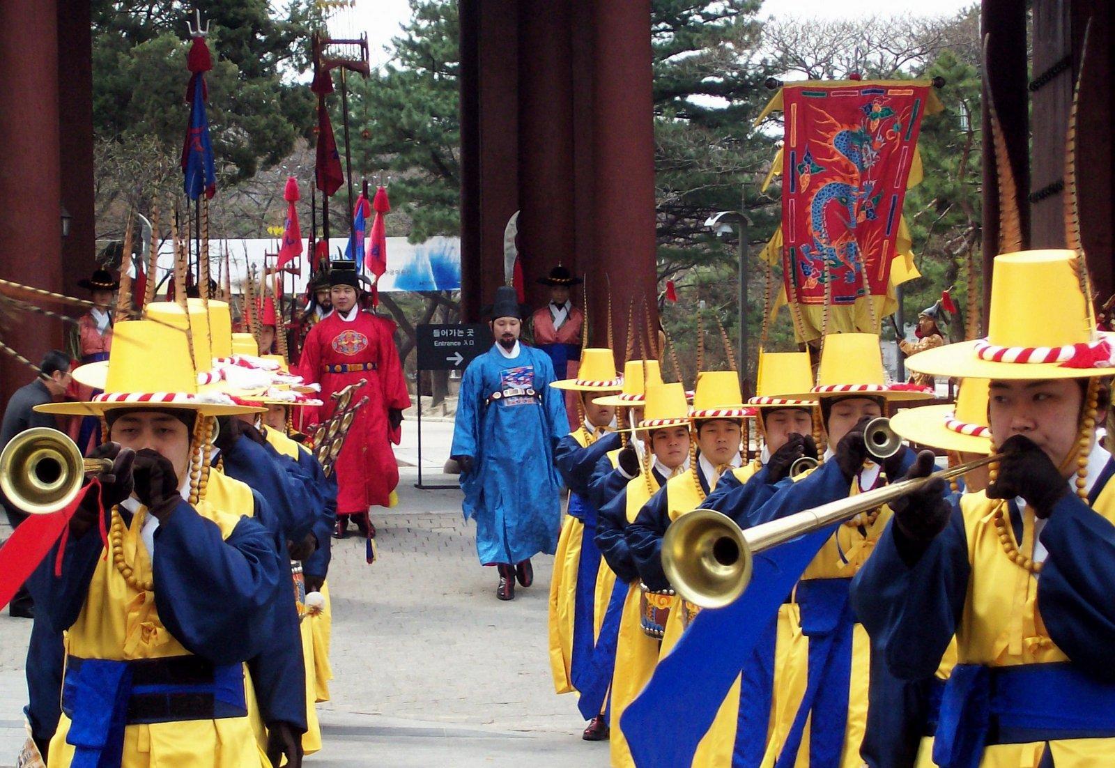 der Deoksugung Palast Seoul