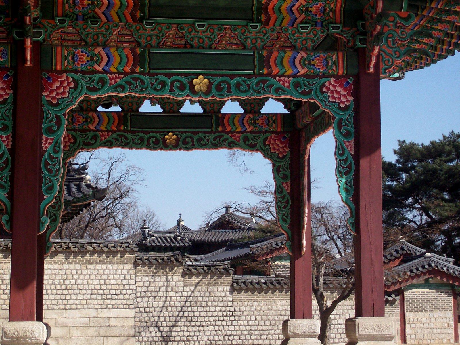 DerChangdeokgung-Palast - Seoul