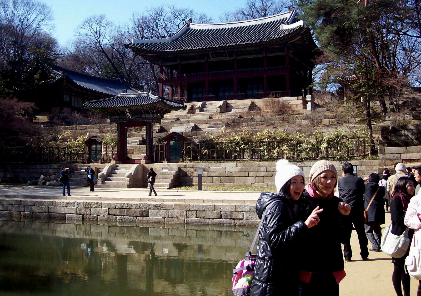 DerChangdeokgung-Palast Seoul - Huwon