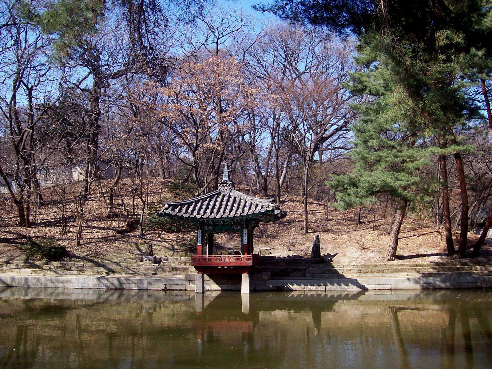 DerChangdeokgung-Palast