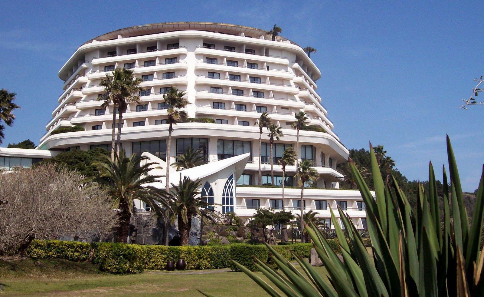 Hyatt Regency Hotel - Jungmun