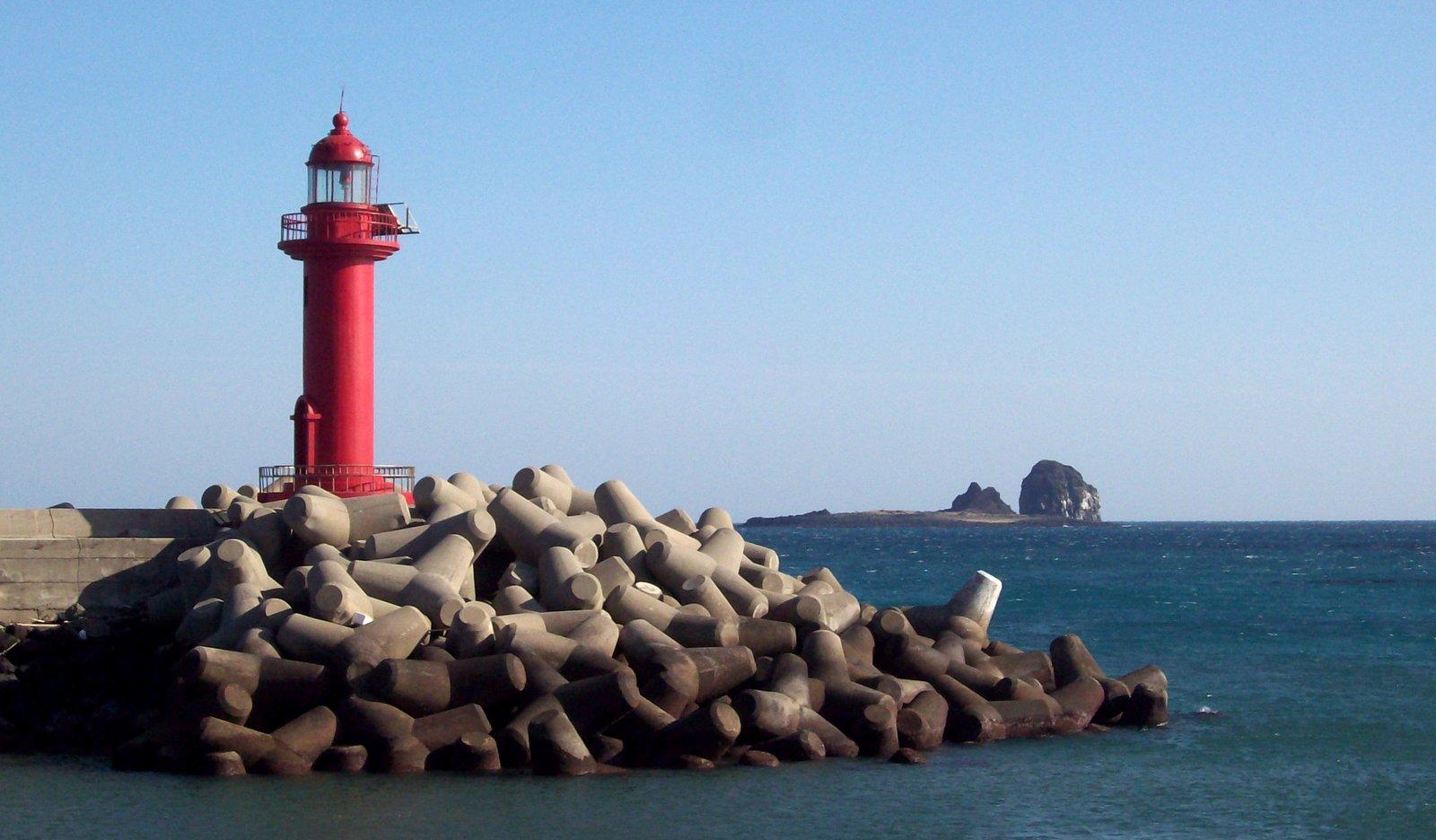 Blick auf Chagwi Do Jeju