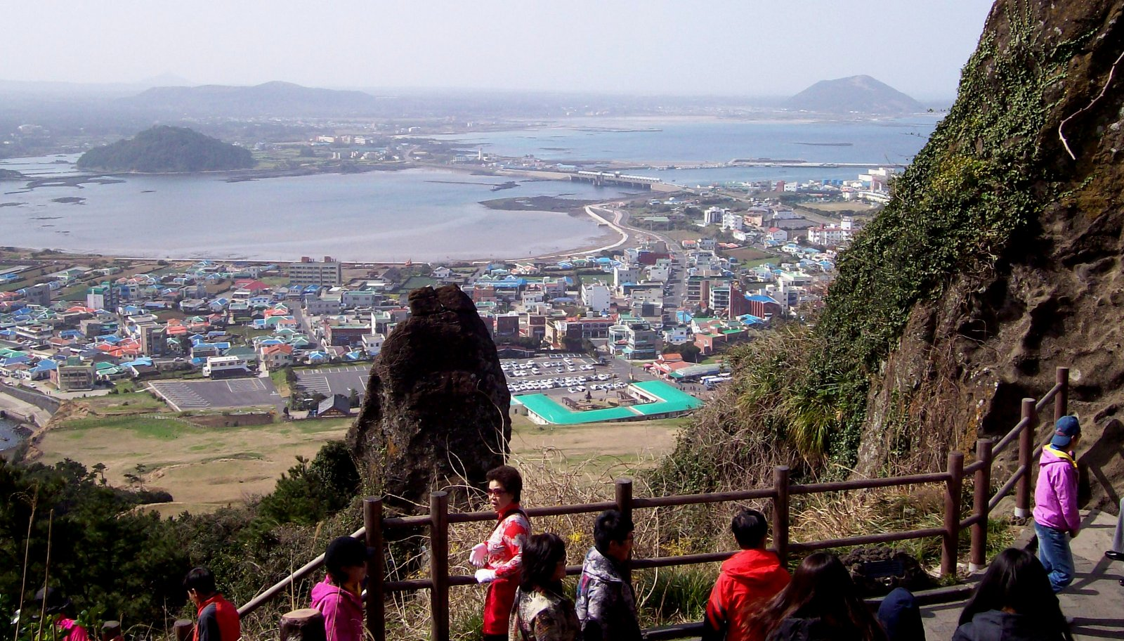 Seong San Ilchulbong