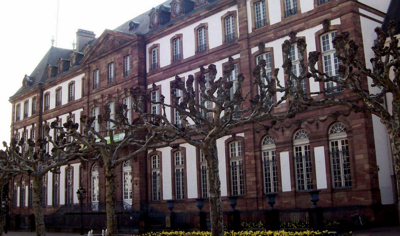 Rathaus in Straßburg