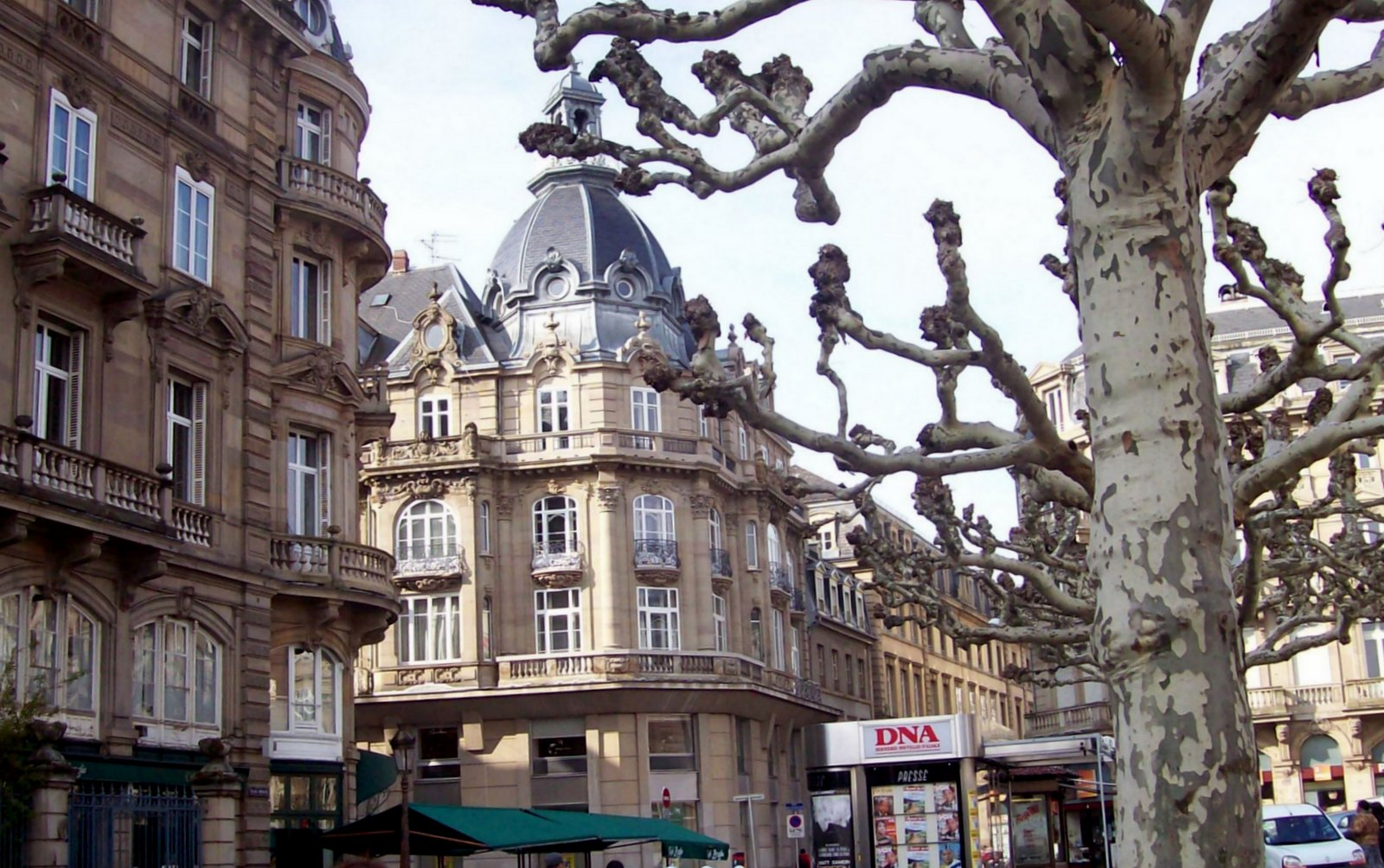 Place Broglie - Strassbourg