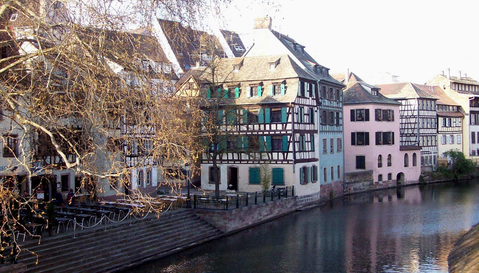 Petite France - Straßburg