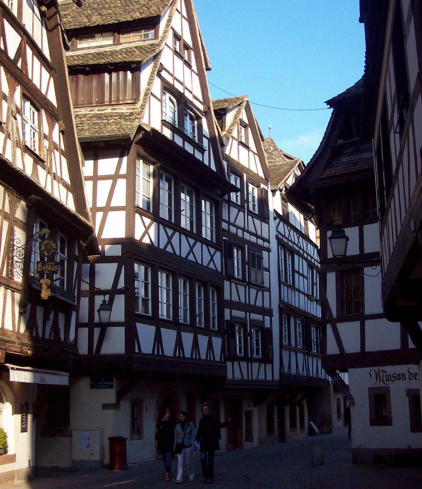 Die Altstadt von Straßburg