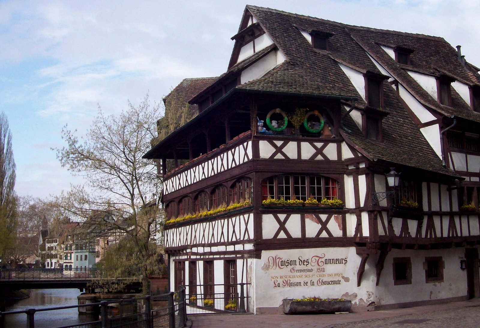 Gerwerstub Straßburg