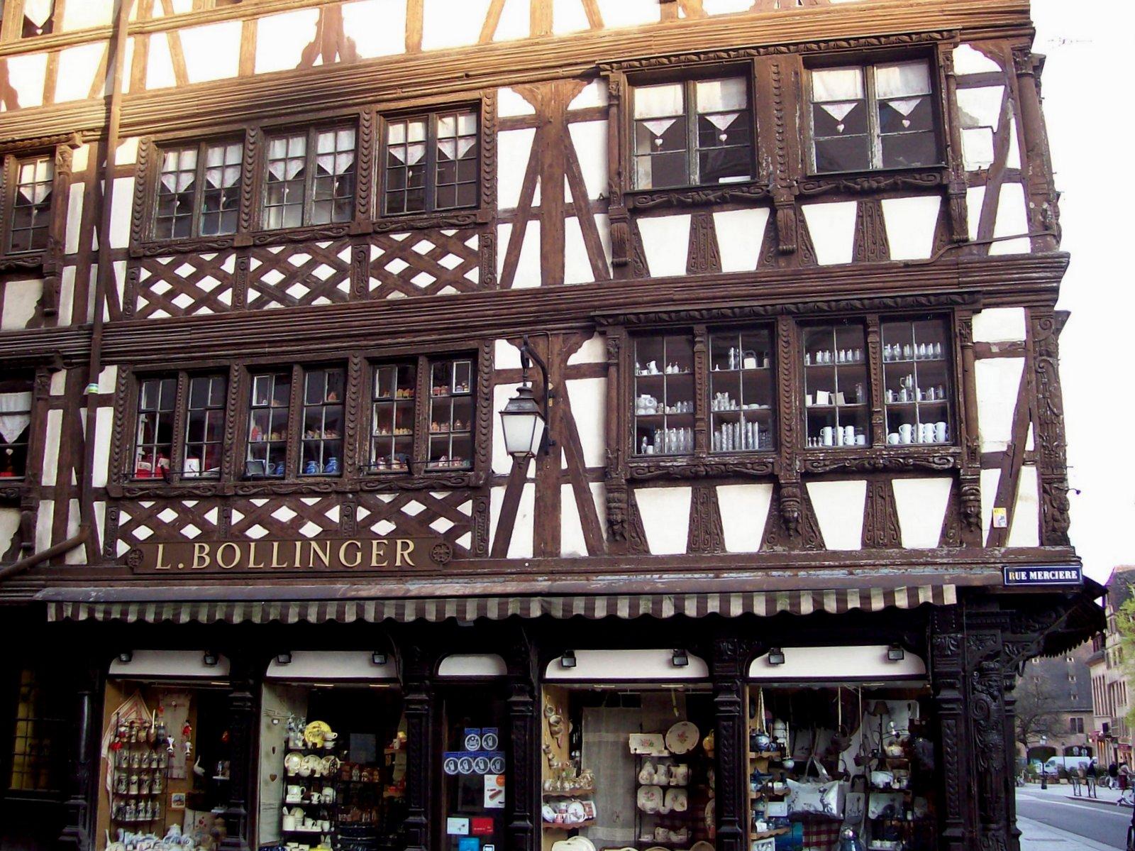 Maison Bollinger - Straßburg