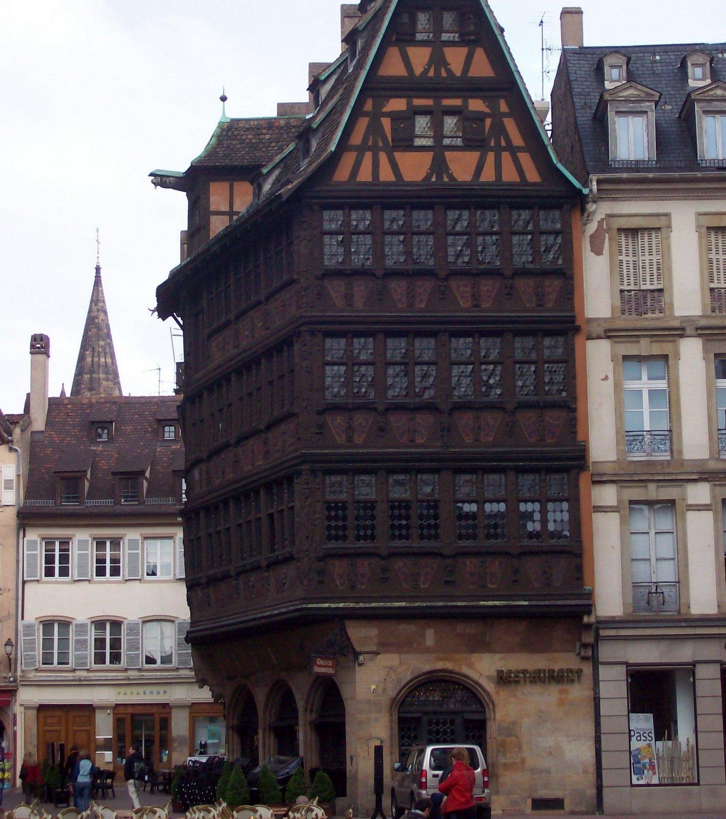 Haus Kammerzell - Straßburg