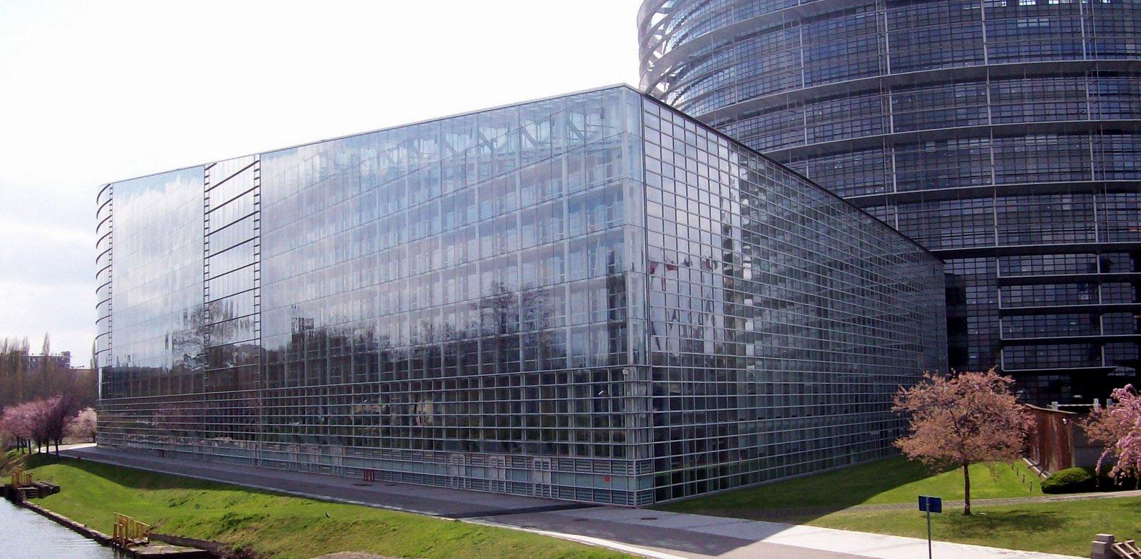 Europäisches Parlament - Straßburg