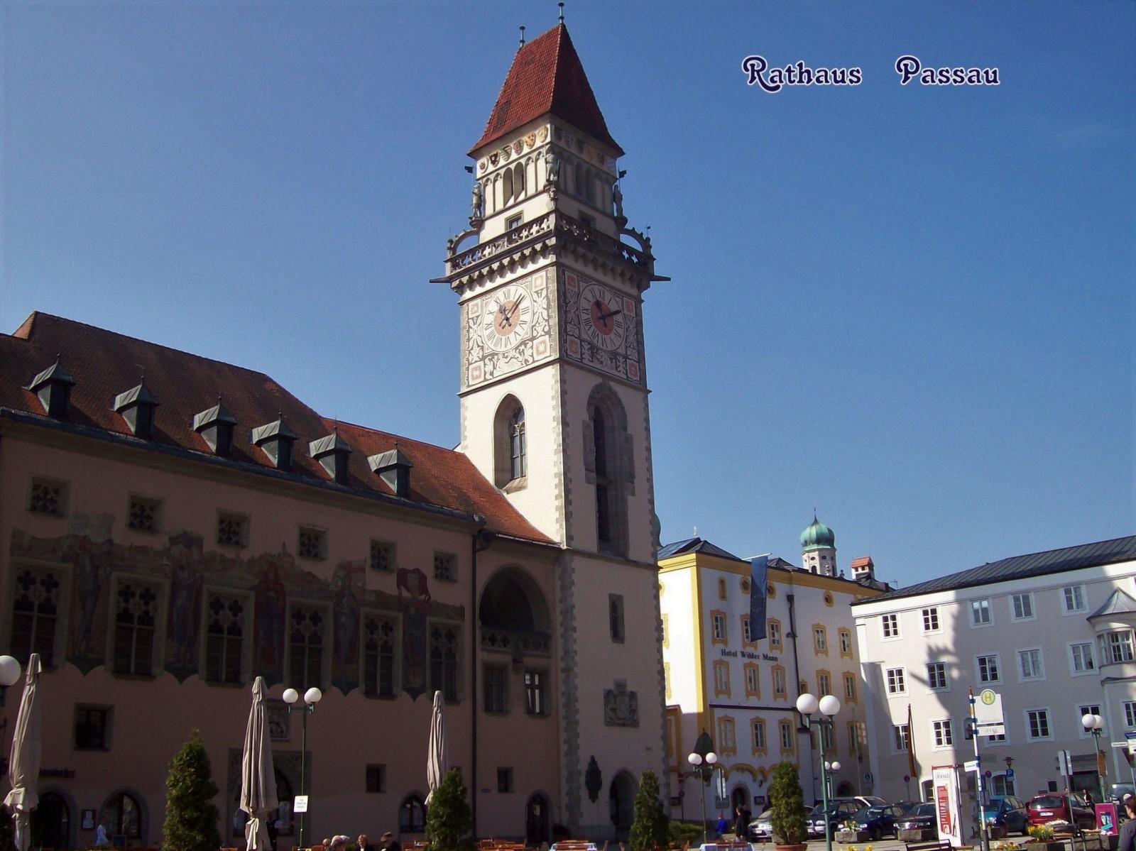 Rathaus Passau