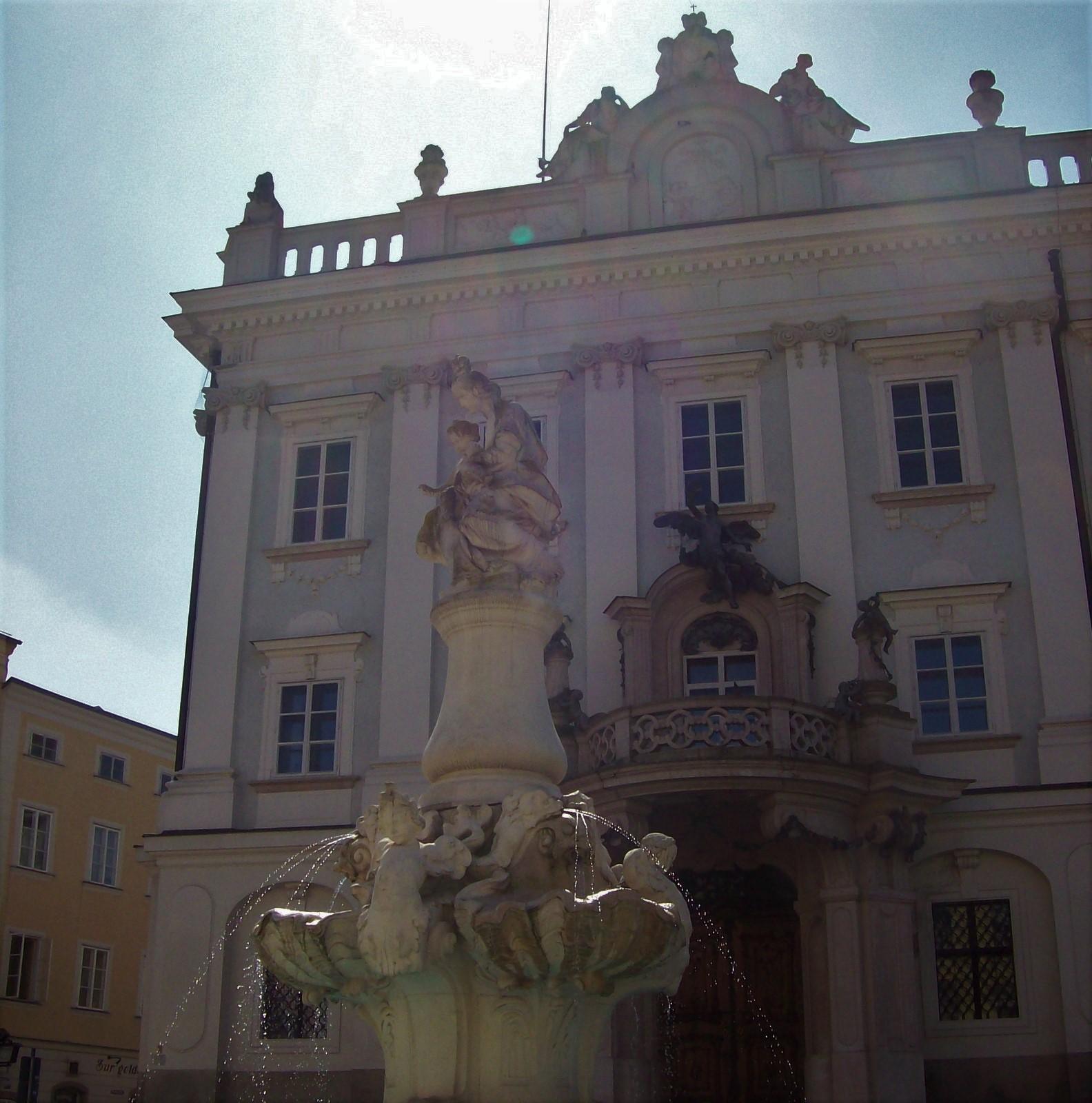Neue Fürstbischöfliche Residenz Passau