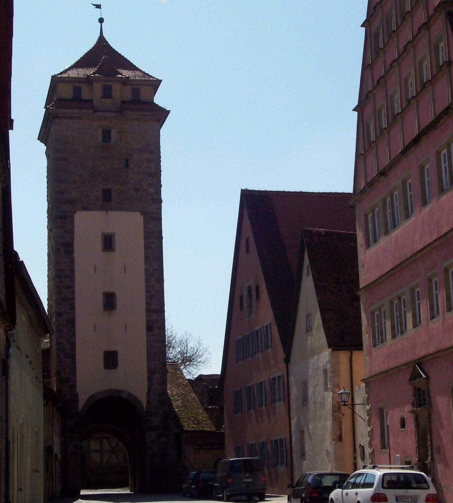 Spitalbastei Rothenburg