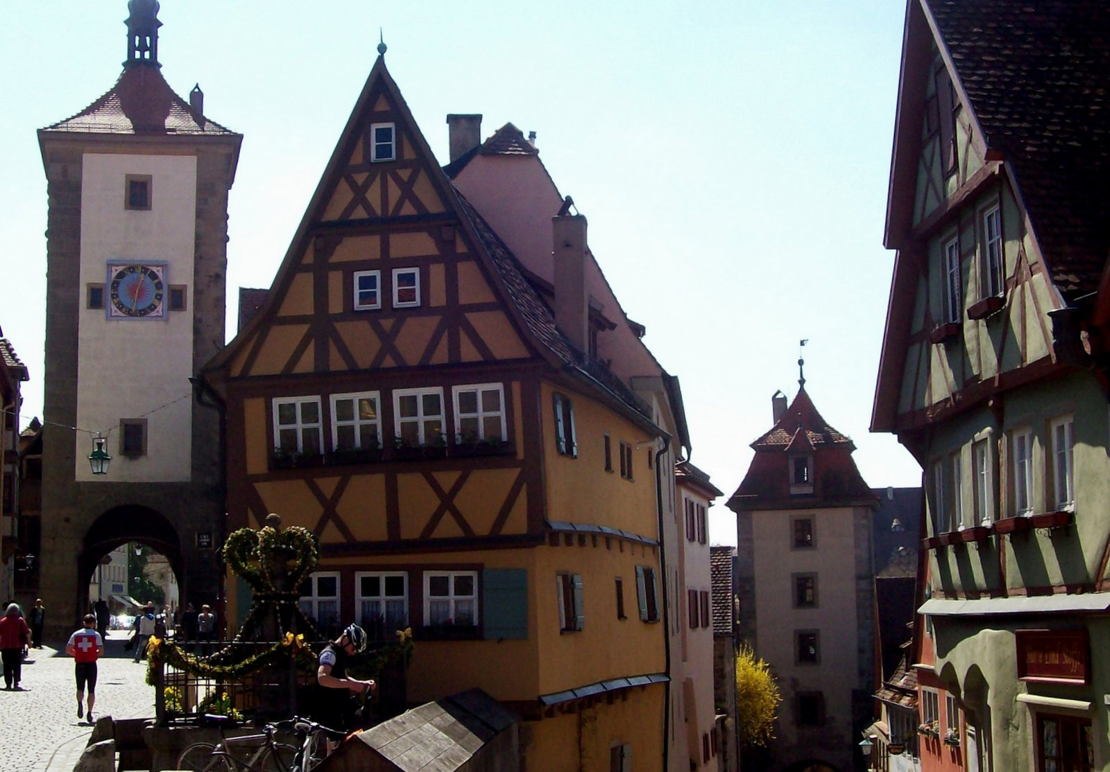 Plönlein Rothenburg