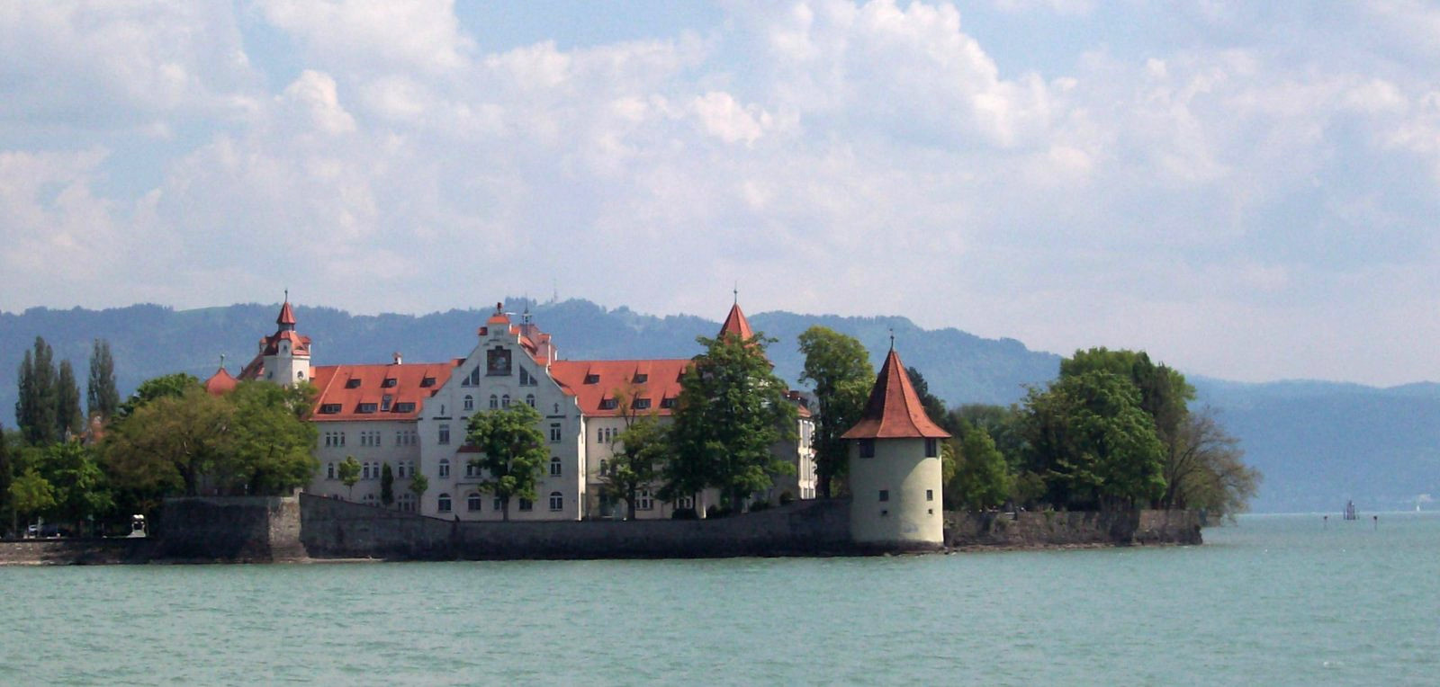Luitpoldkaserne in Lindau am Bodensee