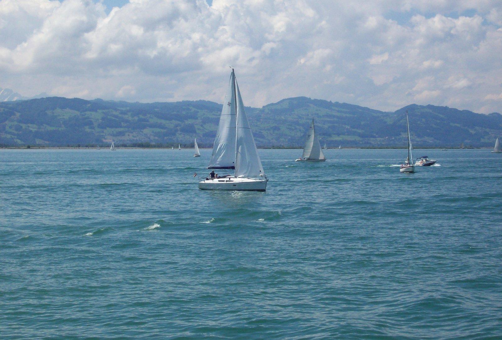 Bodensee - Schweizer Seite