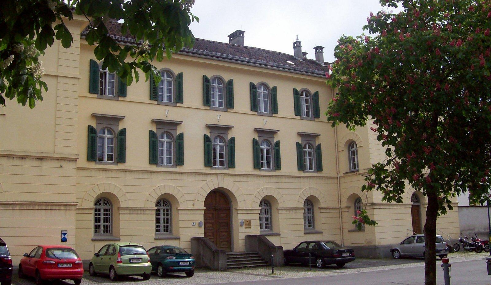 Amtsplatz von Bregenz