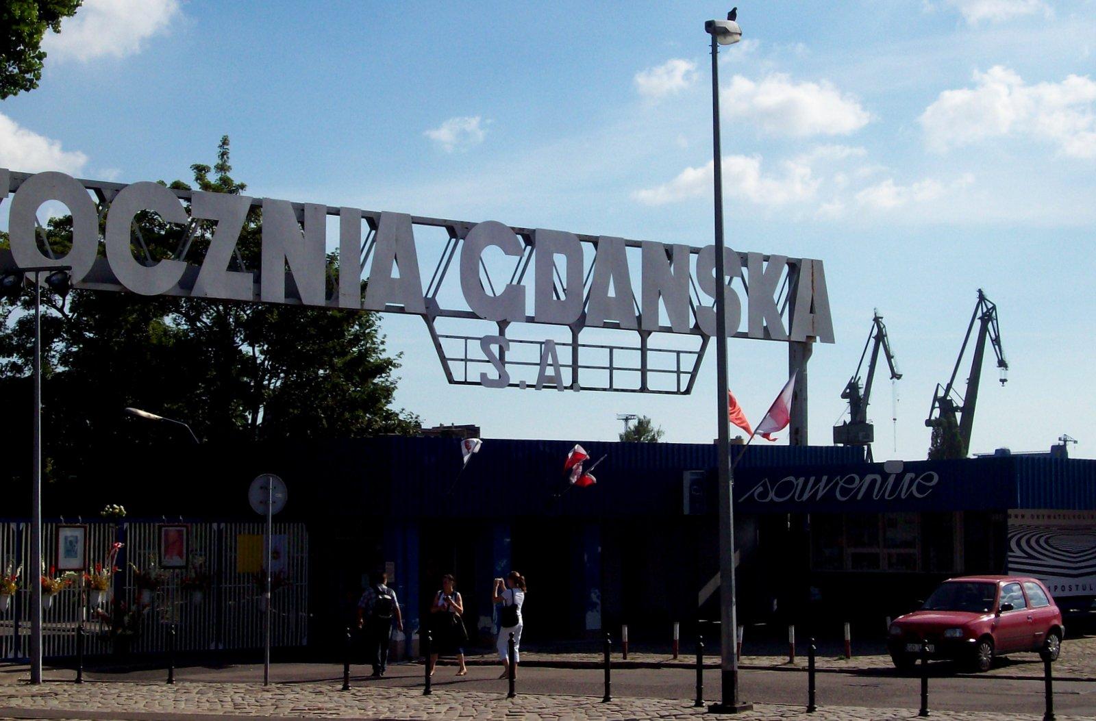 Leninwerft Danzig