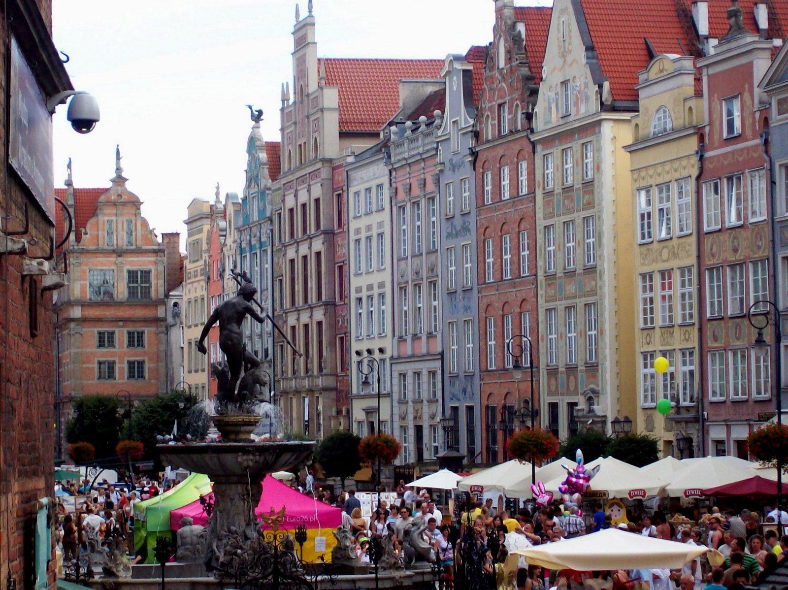 Langer Markt Danzig