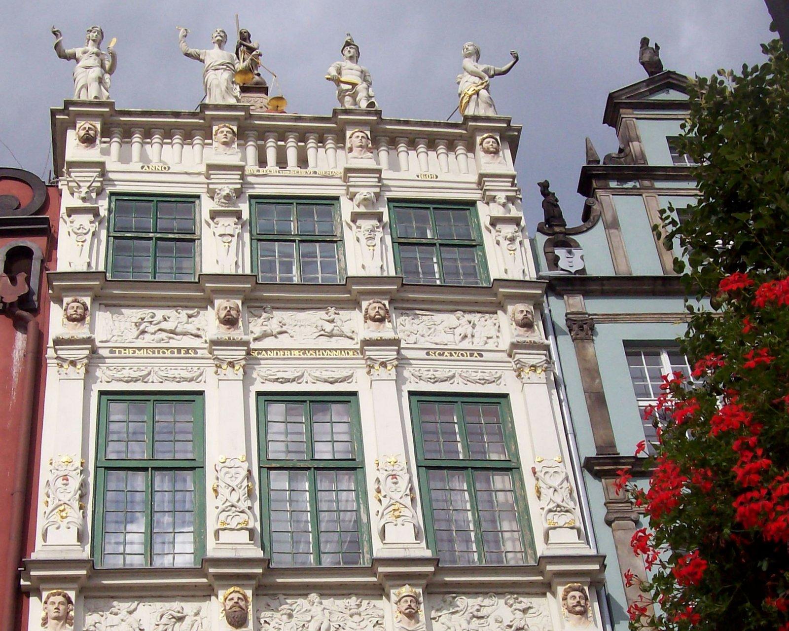 Goldenes Haus in Danzig