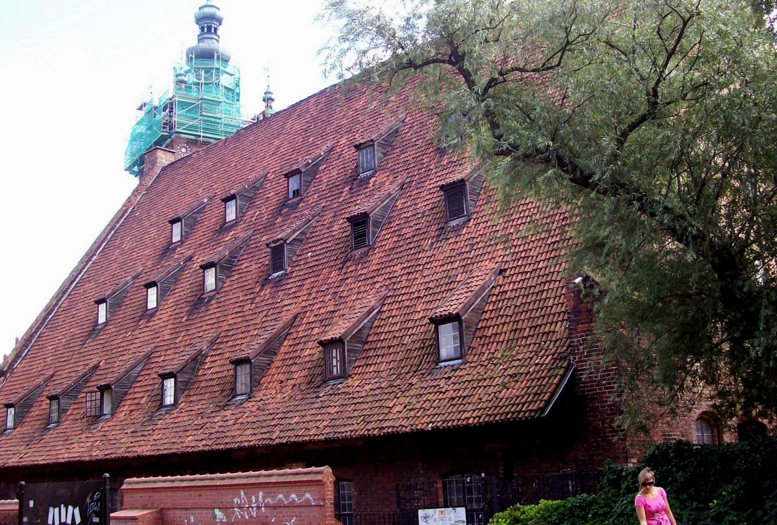 Große Mühle am Radaunekanal
