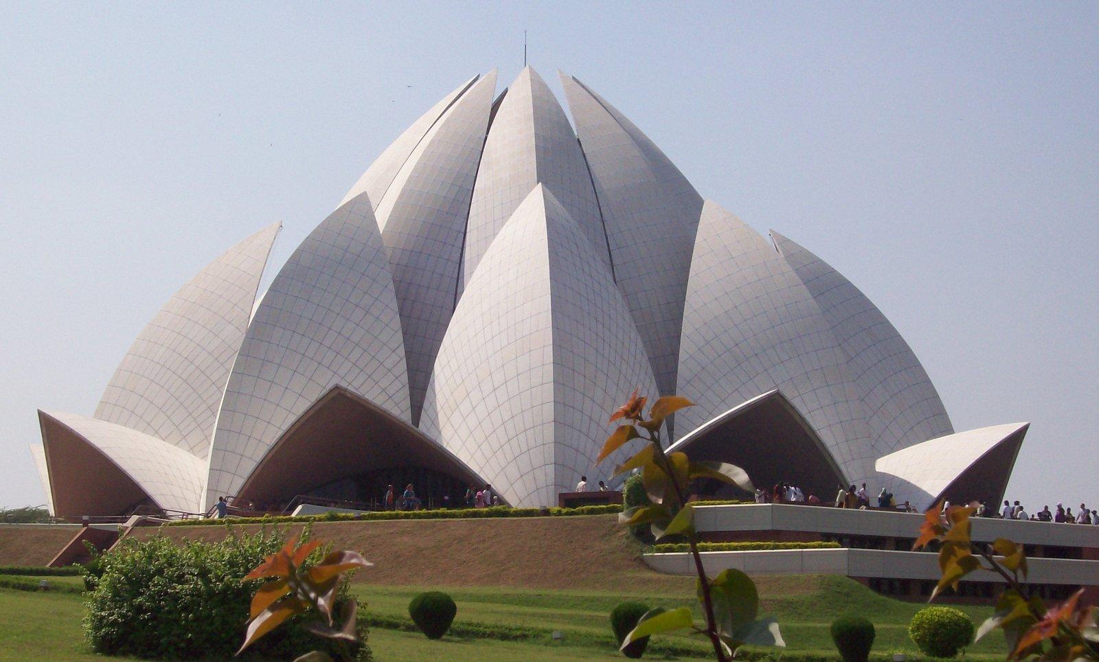 Lotustempel New Delhi