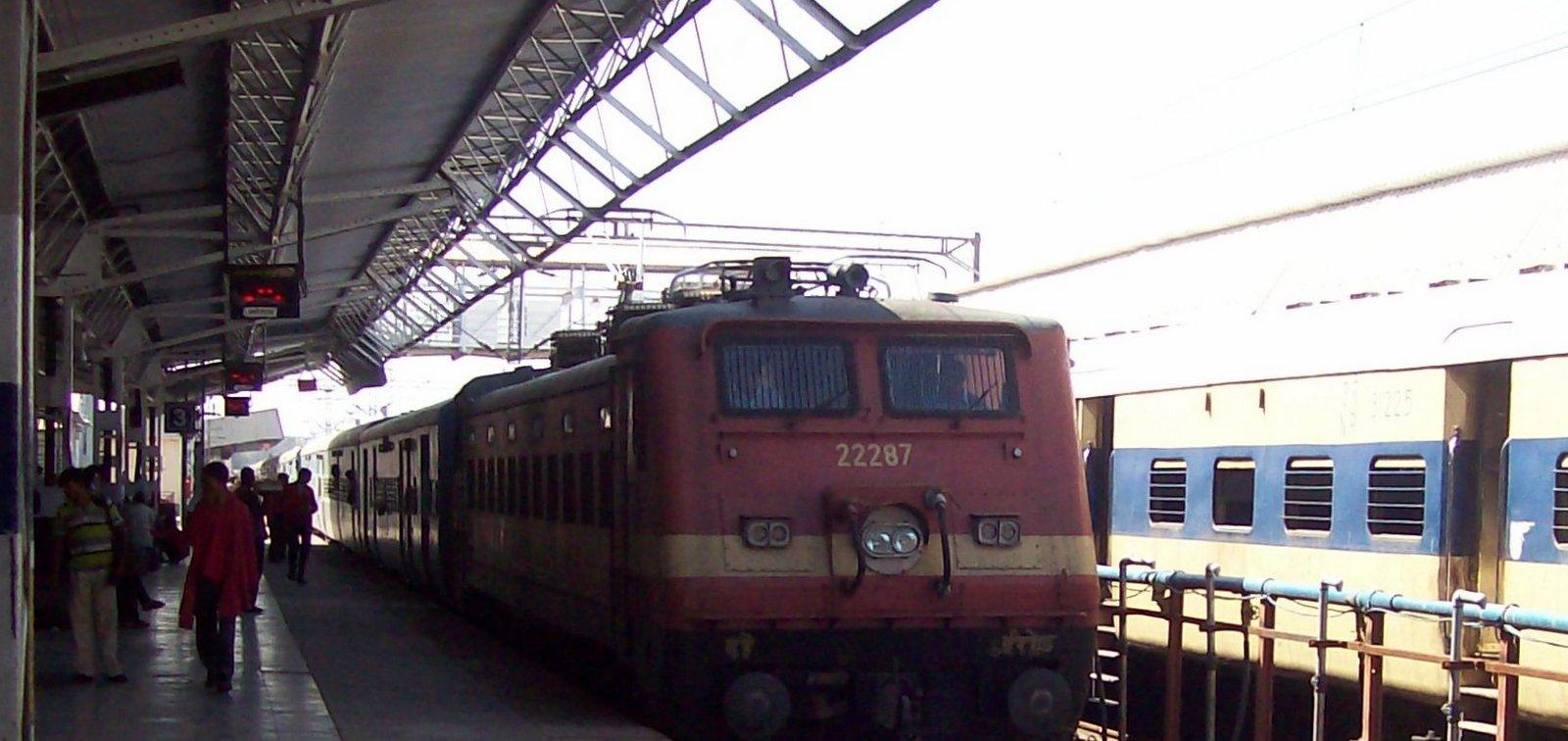 Kirala Express Trivandrum - Delhi