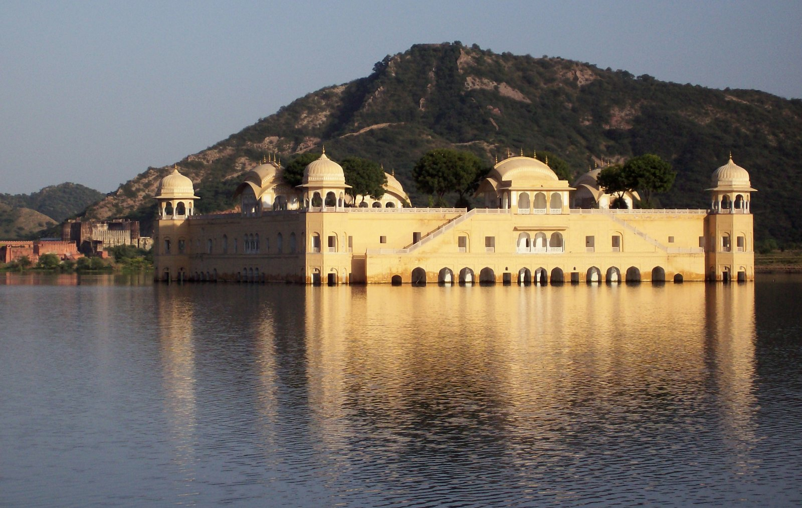 Jal Mahal - Rajasthan
