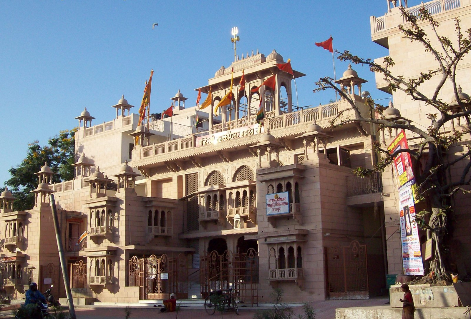 Hindu Tempel in Jaipur