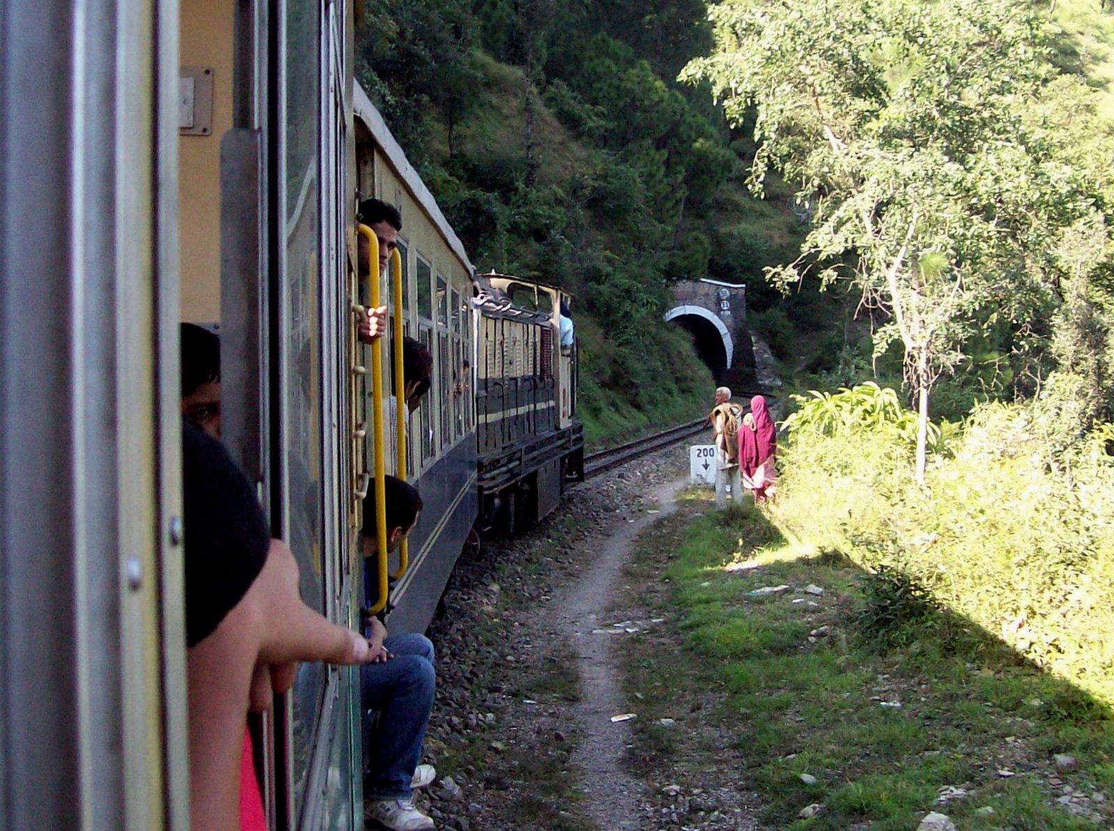 Kalka - Shimla - Railway