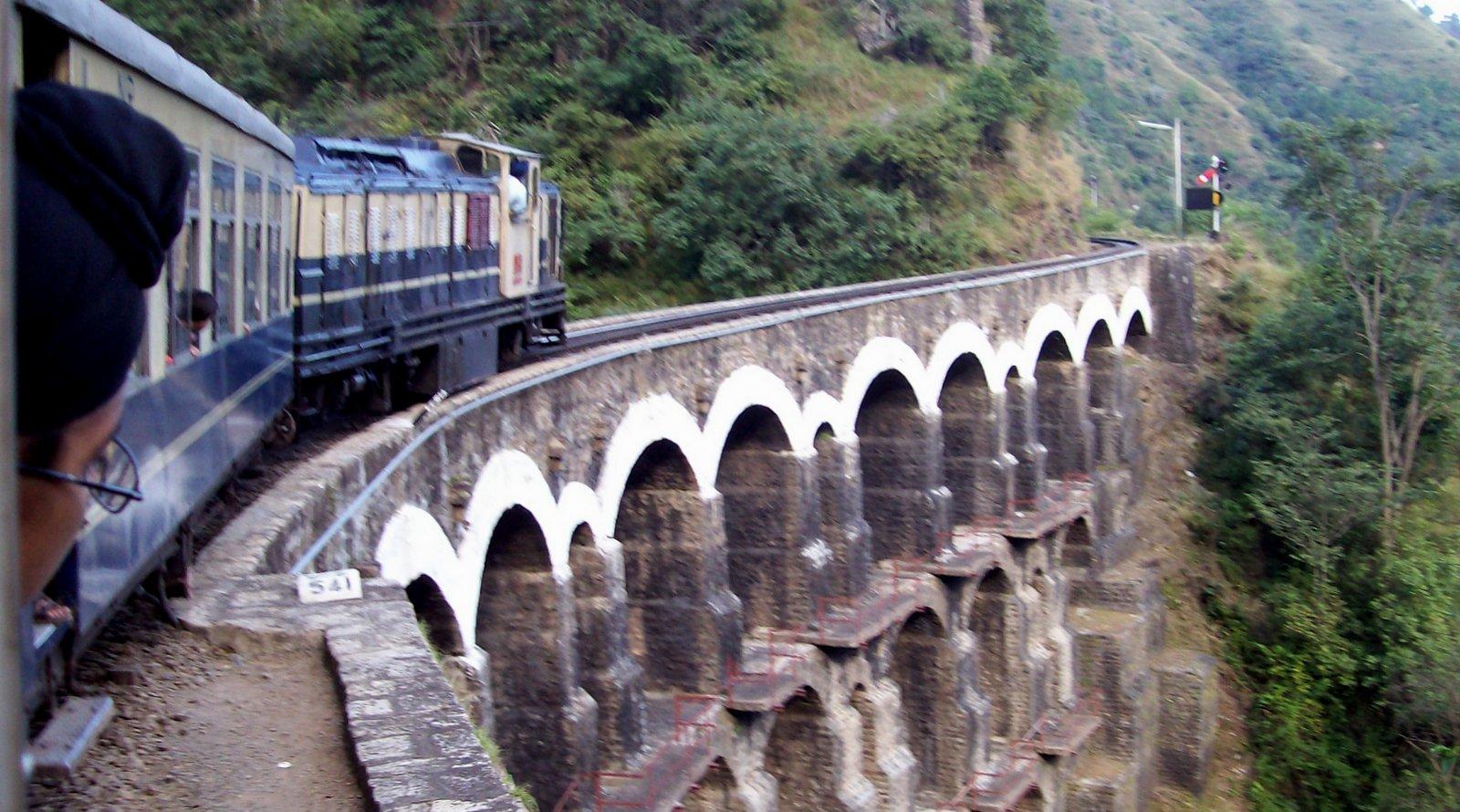 Kalka - Shimla Bahn