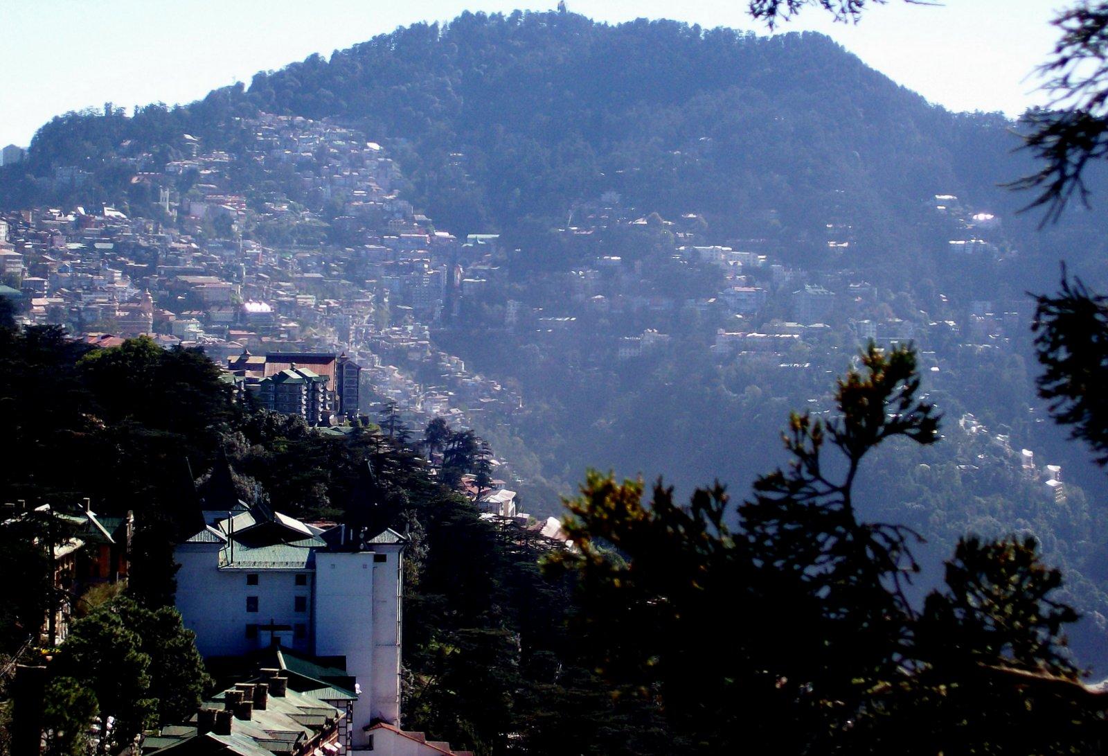 Shimla - Himalaya-Vorgebirge