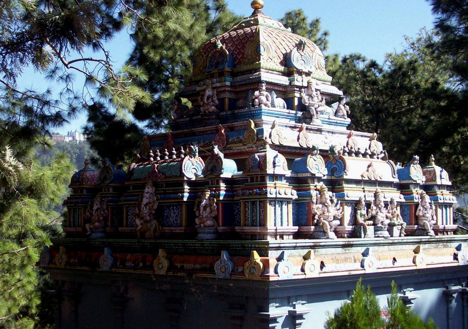 Sankat-Mochan-Tempel bei Shimla