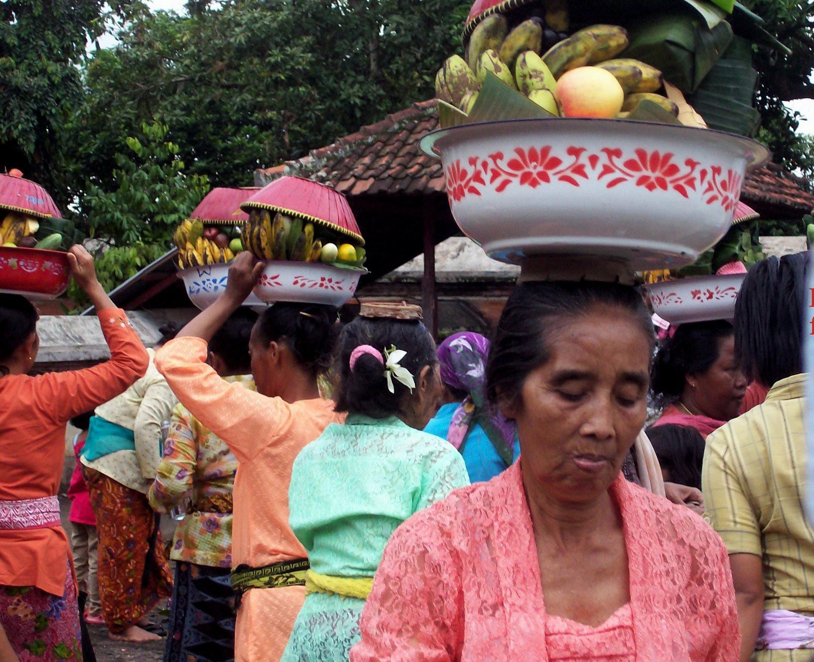 Pura Lingsar Tempel auf Lombok