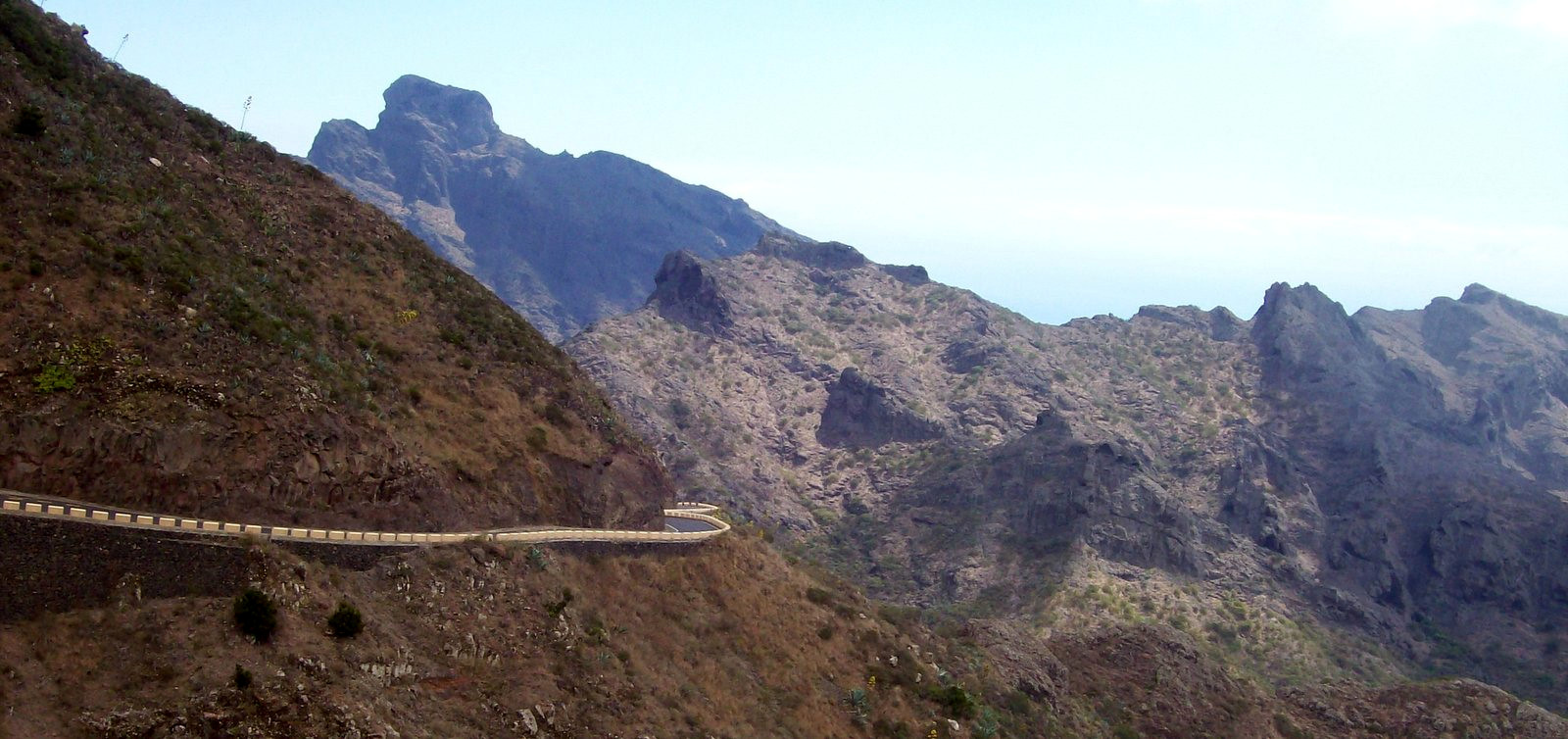 Teno Gebirge von Teneriffa