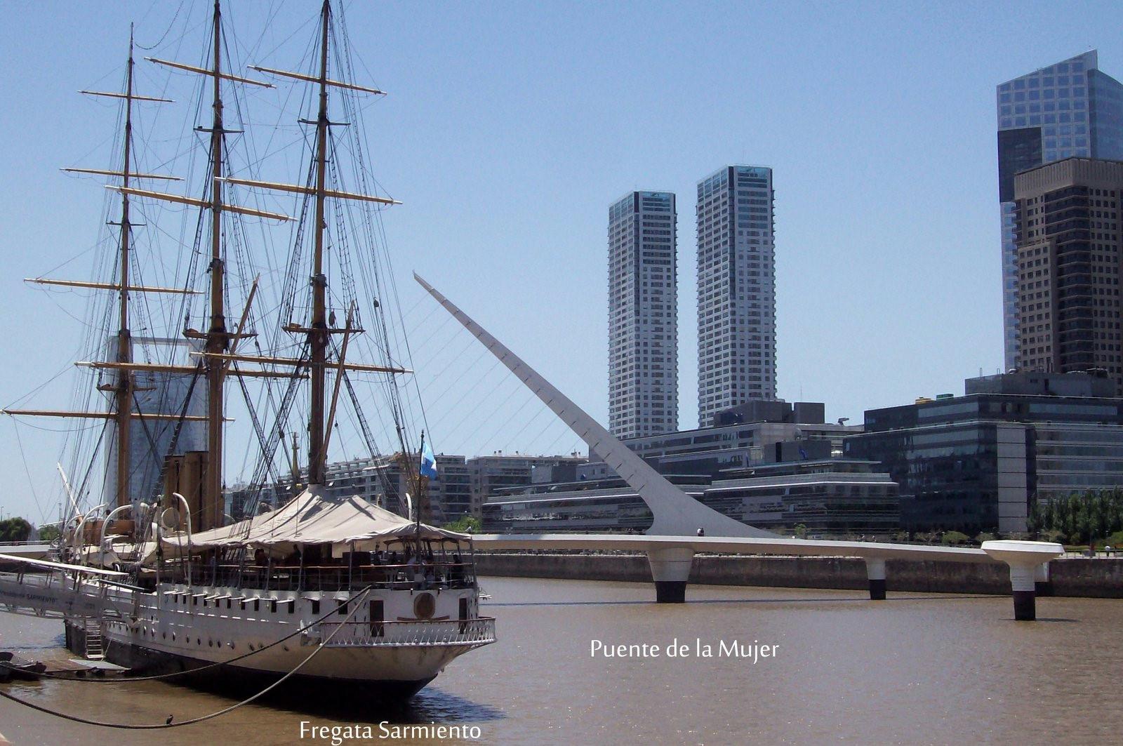 Puerto Madero am Rio de la Plata