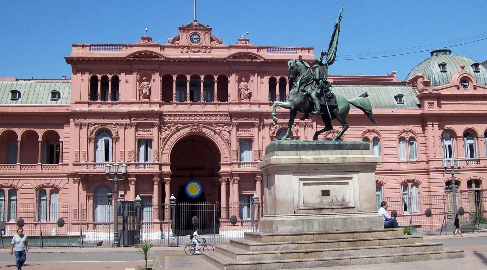Casa Rosado in Buenos Aires - Rio de la Plata