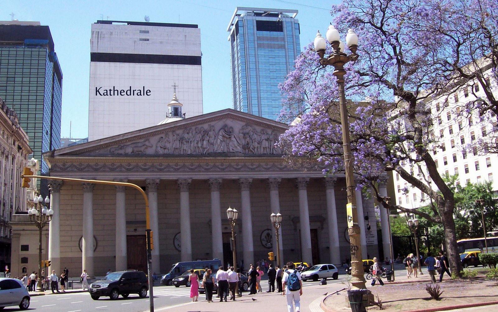 Kathedrale von Buenos Aires