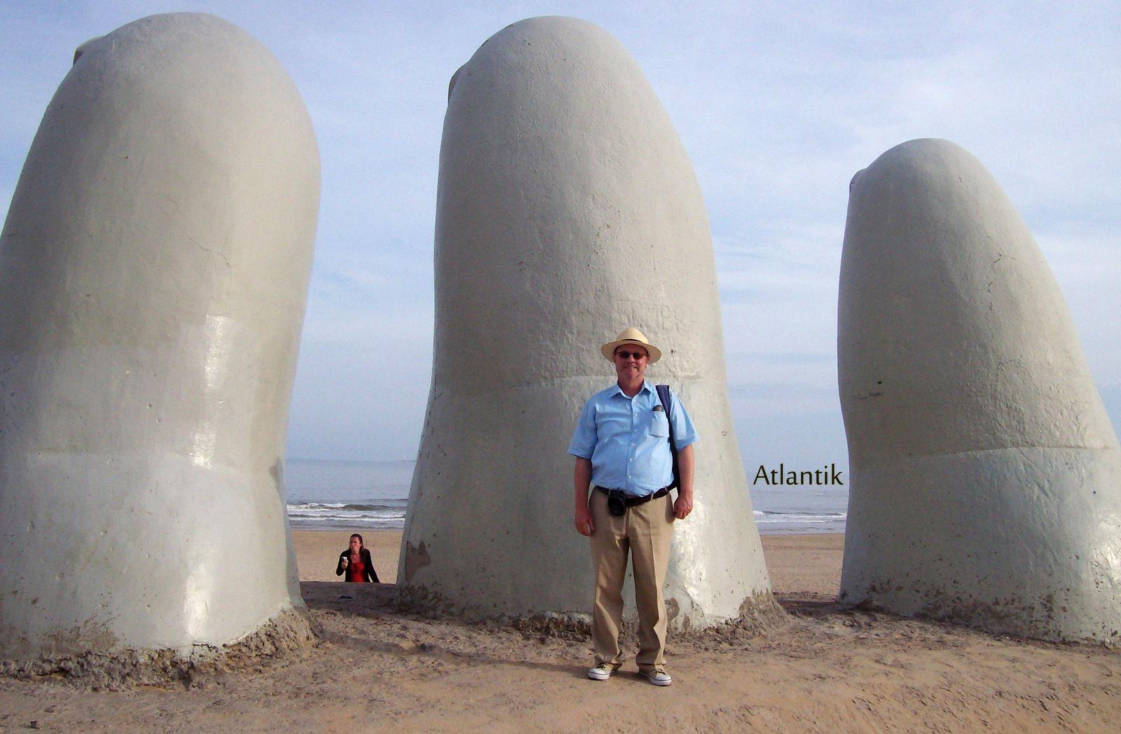 Playa Brava - Los Dedos - Punta del Este