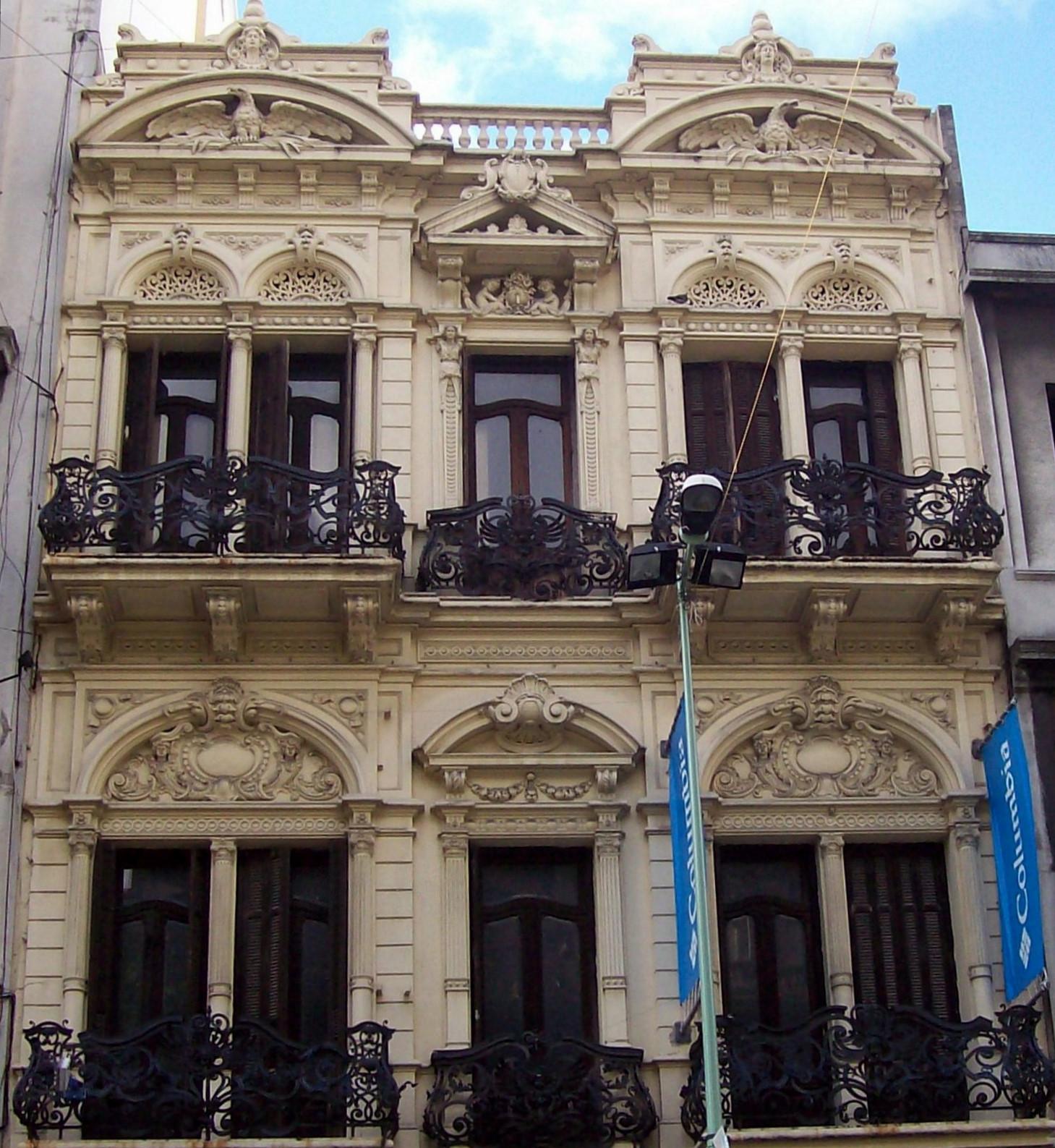 Avenida 18 de Julio - Montevideo