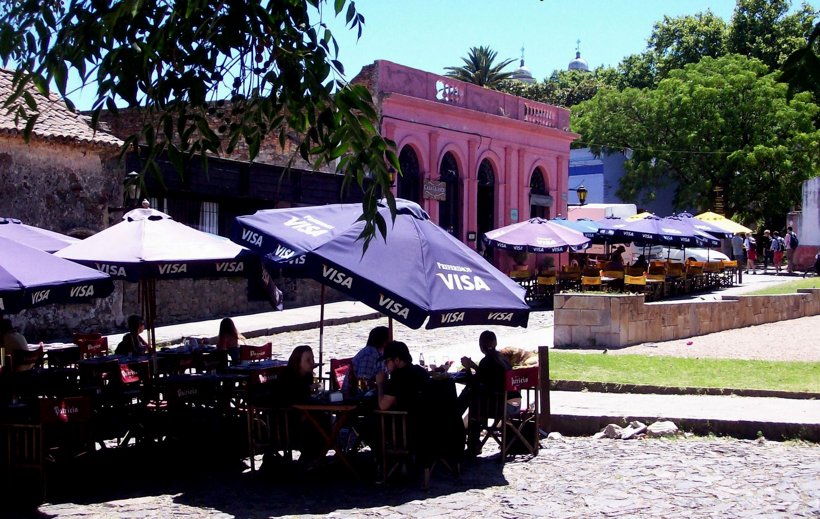 Plaza Major Colonia del Sacramento