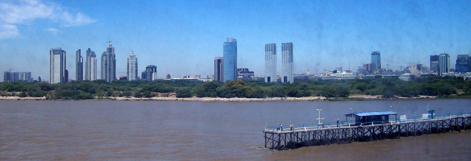 Reserva Natural Costanera Sur am Rio de la Plata
