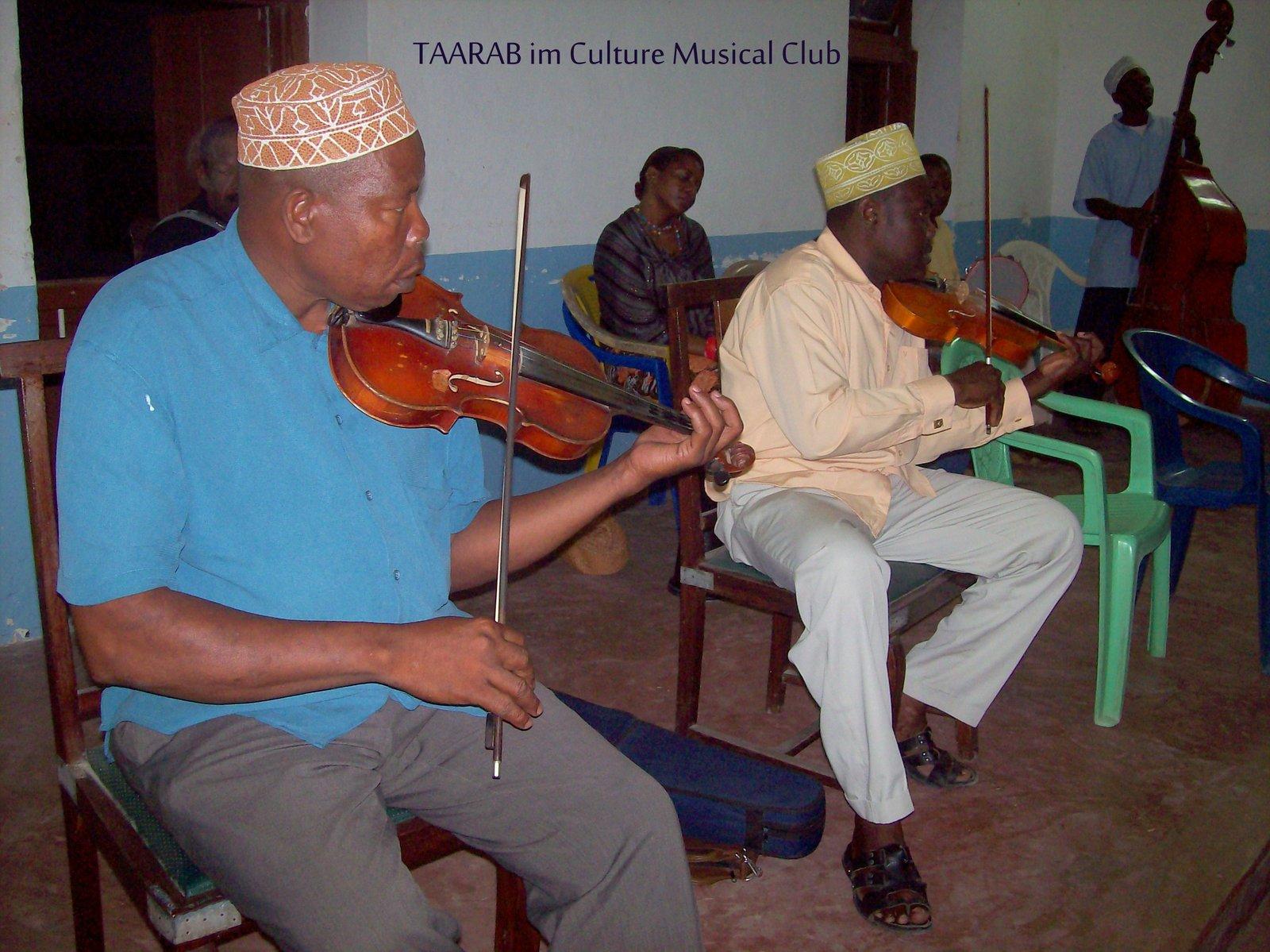 Culture Musical Club - Stone Town